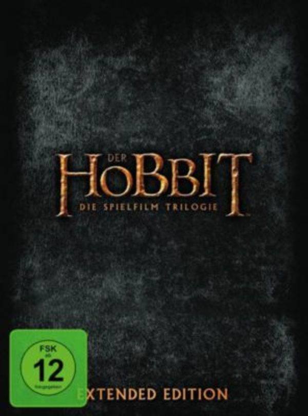 DVD Die Hobbit Trilogie - Extended Edition