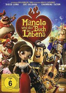 DVD Manolo und das Buch des Lebens