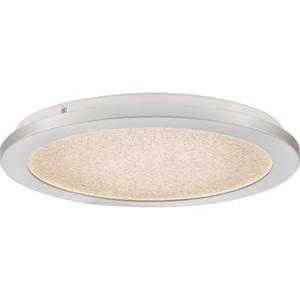 NINO LED Deckenlampe /Badlampe Ø 30 IKOMA Silberfarbig