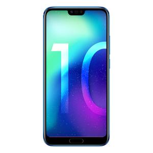 "Honor 10 64GB Phantom Blau [14,83 cm (5,84"") FHD+ Display, Android 8.1, Octa-Core 2.36 GHz, 24MP+16MP]"