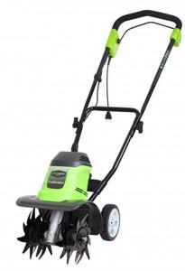 Greenworks Elektro-Bodenhacke 950 Watt ,  21-26 cm Arbeitsbreite