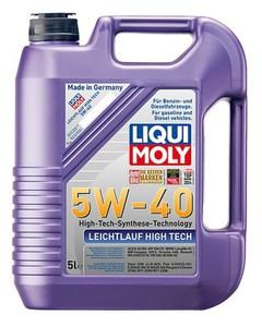 Liqui Moly Leichtlauf High Tech 5W-40 ,  Motorenöl 5 l
