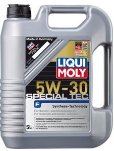 Liqui Moly Motoröl Special Tec F 5W-30 ,  5 l