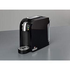 Teekanne Teemaschine, Starterset, TEALOUNGE SYSTEM, 1.455 W, Einzelgetränkeportion, 1 l, 15 x 39,8 x 29,7 cm, schwarz