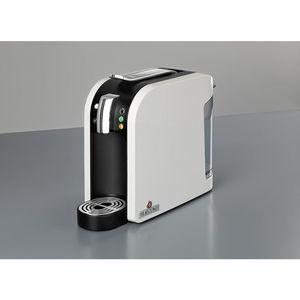 Teekanne Teemaschine, Starterset, TEALOUNGE SYSTEM, 1.455 W, Einzelgetränkeportion, 1 l, 15 x 39,8 x 29,7 cm, weiß