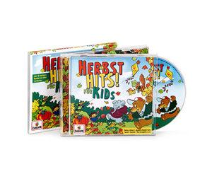 CD »Herbst Hits! Für Kids«