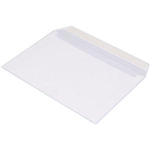 BONG TopSTAR-Geschäftsumschlag, C5 International, 229 x 162 mm, Selbstklebend, Papier, Weiß