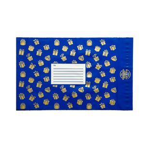 The ORIGINAL FUNKY MAILING Bag co Versandtasche, selbstklebend, blau