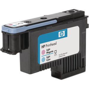 HP 91, Druckkopf, Hellcyan, Hellmagenta, 1er-Pack, C9462A