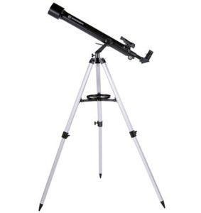 Bresser Teleskop »Arcturus 60/700 AZ carbon design - Linsenteleskop«