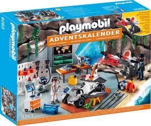 PLAYMOBIL 9263 Adventskalender Spy Team