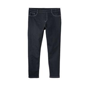 Laura Torelli plus (Gr. 44-58) Damen-Jeans mit geradem Schnitt, große Größen