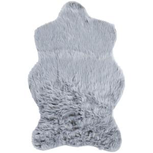 Teppich aus Kunstpelz