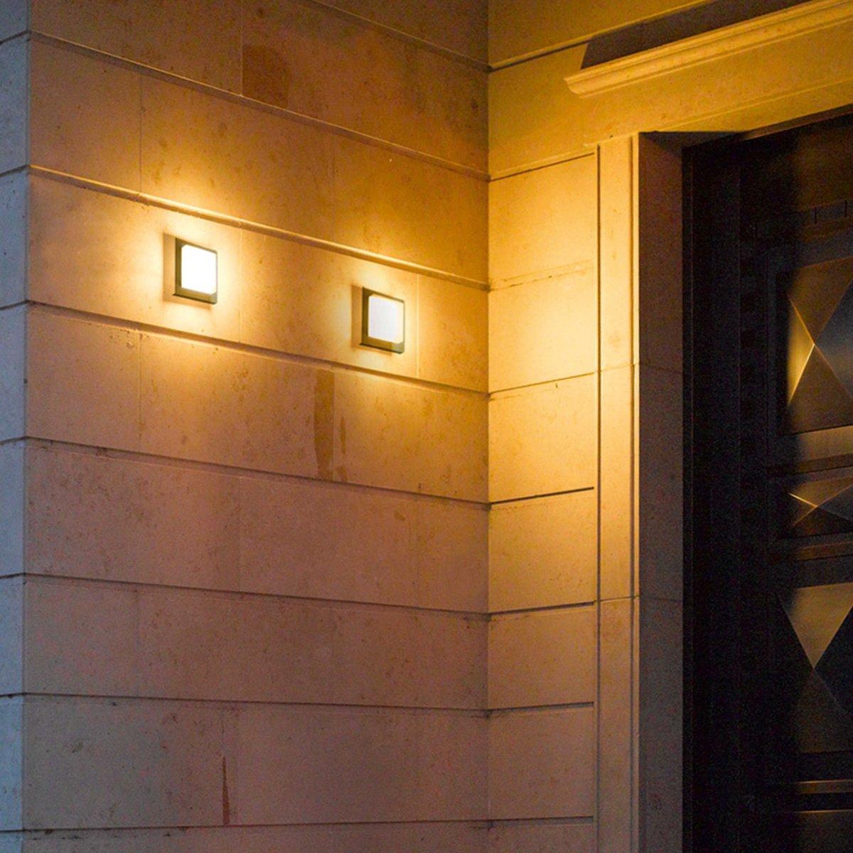 Bild 3 von Trio LED-Außenwandleuchte   Hondo