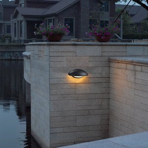 Globo LED-Außenwandleuchte   Missouri
