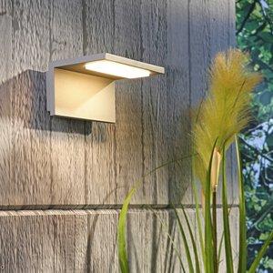 Globo LED-Außenwandleuchte   Trave