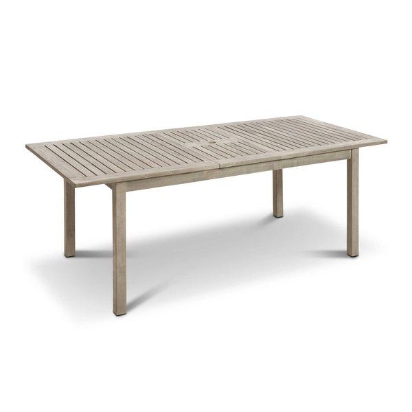 Gartentisch Mit Auszug Brisbane 160 200 X 90 Cm Von Segmuller