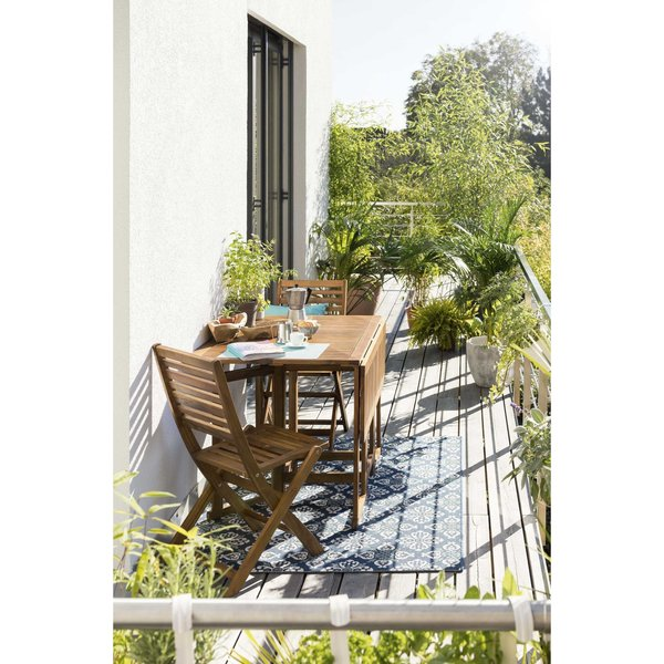 Balkonset   Spring 5tlg., Akazie