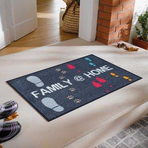 CaWö Fußmatte   Family @ Home 50 x 75 cm