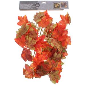 Deko Herbstblätter-Girlande