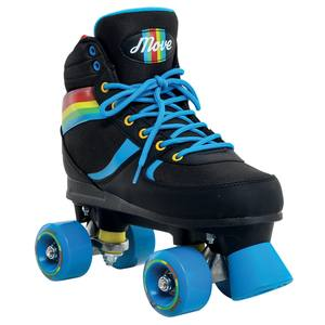 Fitness-Rollschuhe Power Rainbow Kinder