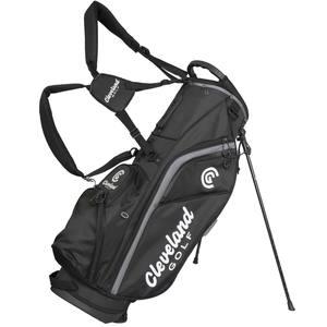 Golf Standbag schwarz