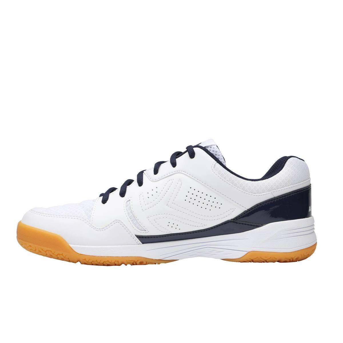 Bild 2 von Badmintonschuhe BS760 Herren weiß/blau