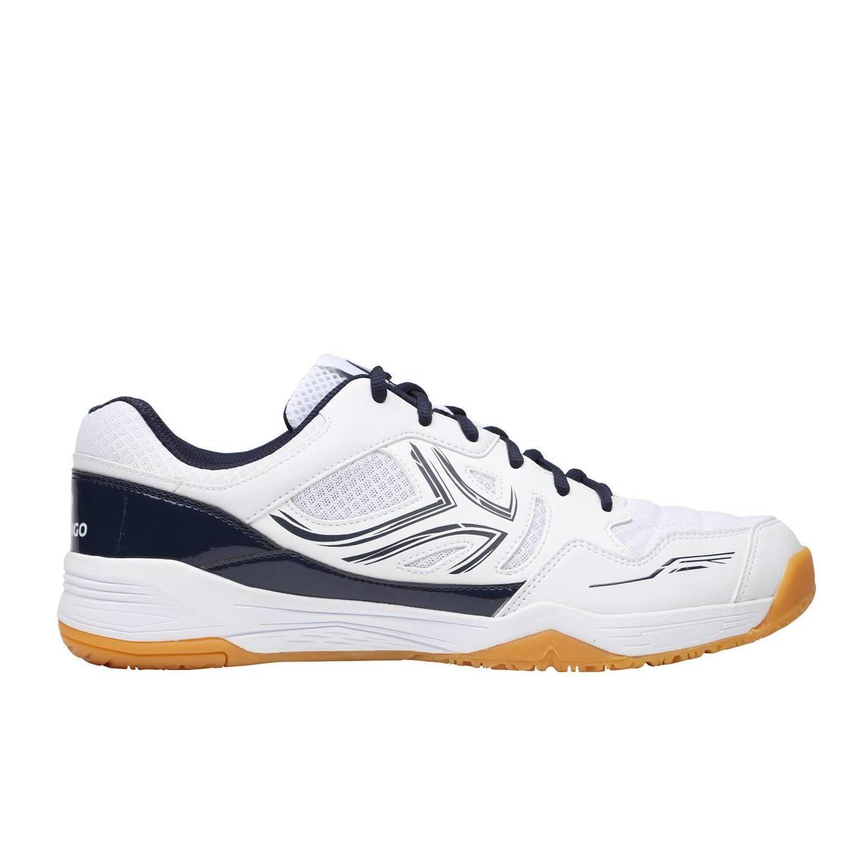 Bild 3 von Badmintonschuhe BS760 Herren weiß/blau