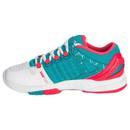 Bild 3 von Handballschuhe HB200 Aerocharge Damen grün/pink
