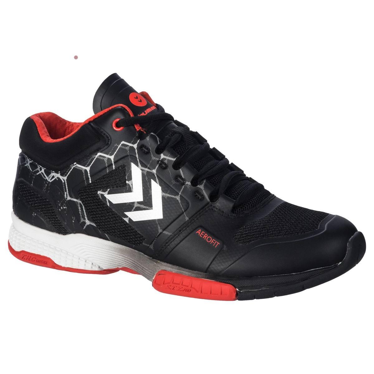 Bild 1 von Handballschuhe HB220 Aerocharge Erwachsene schwarz
