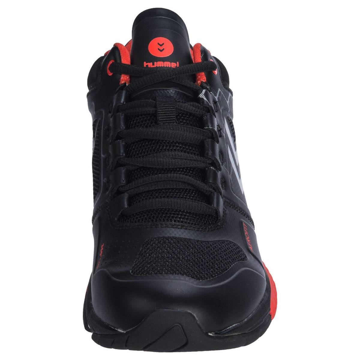 Bild 4 von Handballschuhe HB220 Aerocharge Erwachsene schwarz