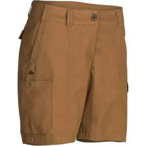 Wandershorts Travel 100 Damen braun