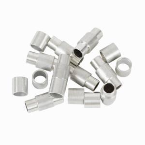 Alu-Spacer-Set für Inlineskates 8mm/6mm