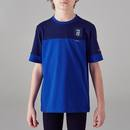 Bild 2 von Fußballshirt FF100 Frankreich Kinder blau