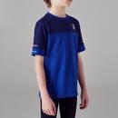 Bild 3 von Fußballshirt FF100 Frankreich Kinder blau