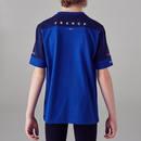 Bild 4 von Fußballshirt FF100 Frankreich Kinder blau