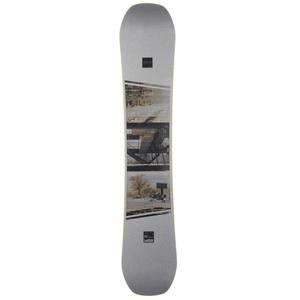 Snowboard End Zone 400 Jib grau/gelb