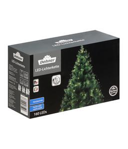 Dehner LED-Lichterkette für Weihnachtsbäume