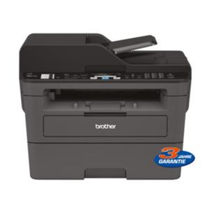 Brother MFC-L2710DN S/W-Laser-Multifunktionsdrucker Scanner Kopierer Fax LAN