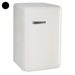 Exquisit Kühlschrank RKS130-11, freistehend, 61,5 x 97,8 x 54,3 cm, schwarz