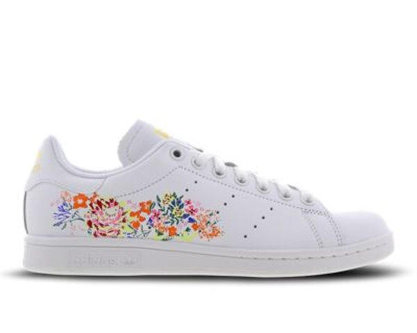 adidas Stan Smith Flower Embroidery - Damen Schuhe