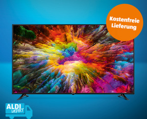 "MEDION® 189,3 cm (75"") Ultra HD Smart-TV MEDION® LIFE®  X17528¹"