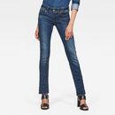 Bild 1 von Midge Saddle Mid Waist Straight Jeans