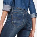Bild 3 von Midge Saddle Mid Waist Straight Jeans