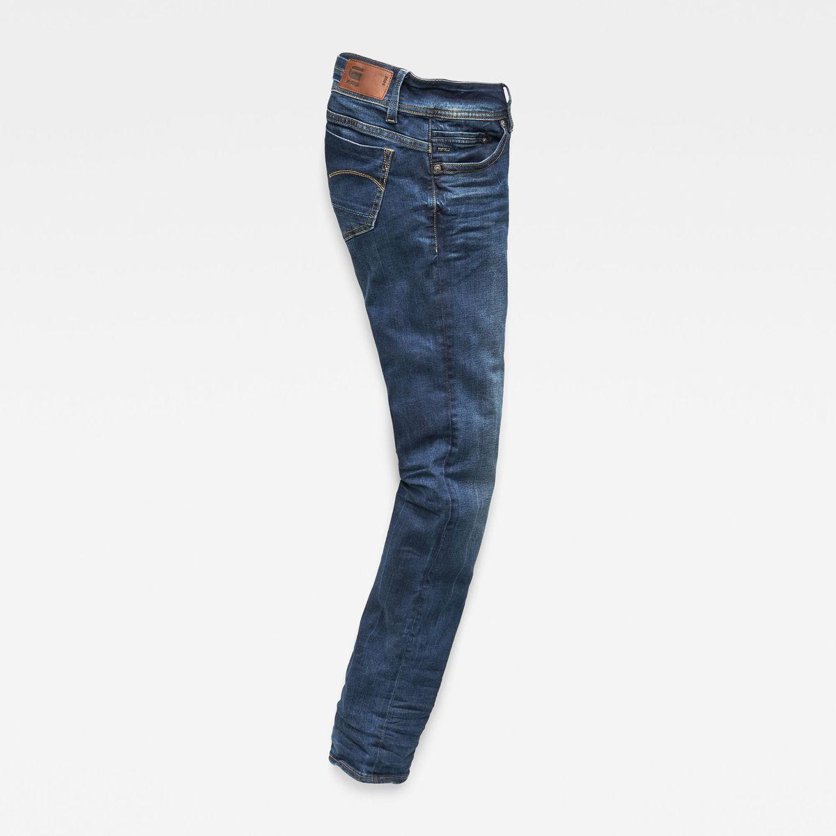 Bild 5 von Midge Saddle Mid Waist Straight Jeans