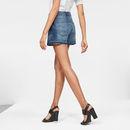 Bild 2 von Arc High waist Boyfriend Ripped Shorts