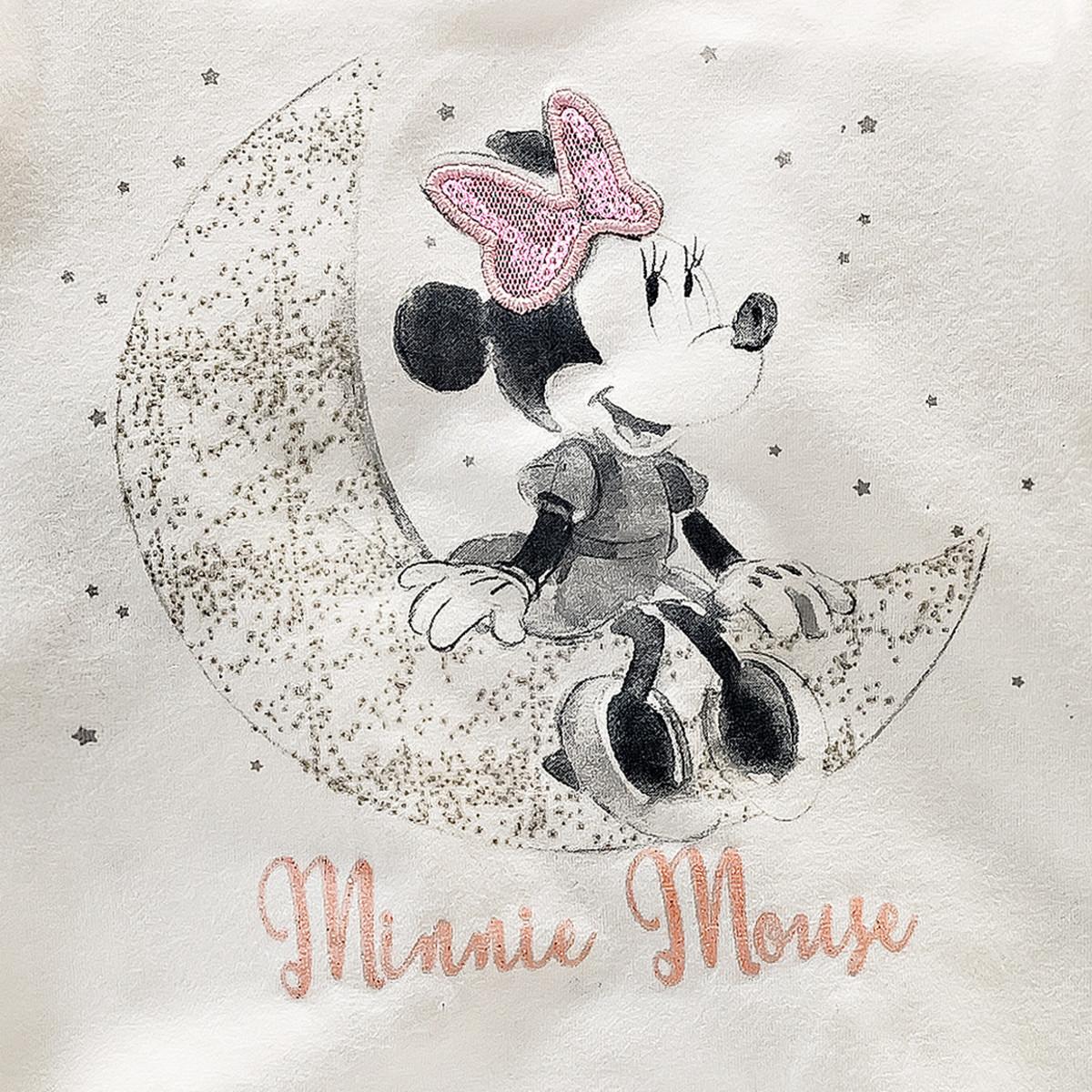 Bild 3 von Minnie Maus Langarmshirt mit Volant
