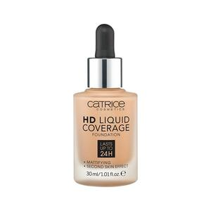 Catrice HD Liquid Coverage Foundation 035 Natural Beige