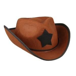 Cowboyhut braun