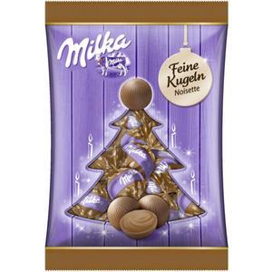 Milka Feine Kugeln Noisette 1.99 EUR/100 g